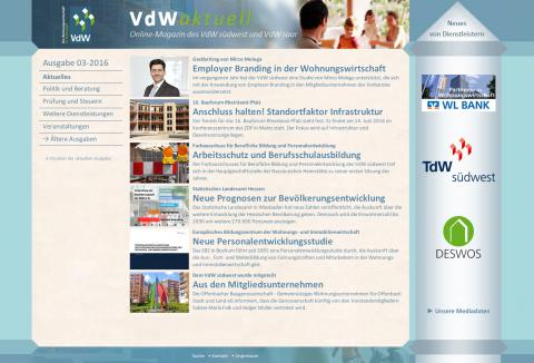 Studie Employer Branding – Gastbeitrag von Mirco Melega bei VdW online